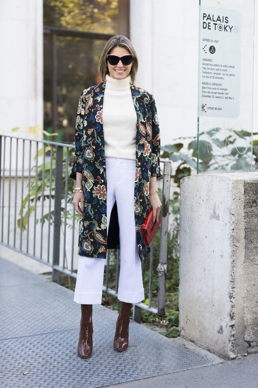 turtlenecks-6-2 83+ Fall & Winter Office Outfit Ideas for Business Ladies 2020