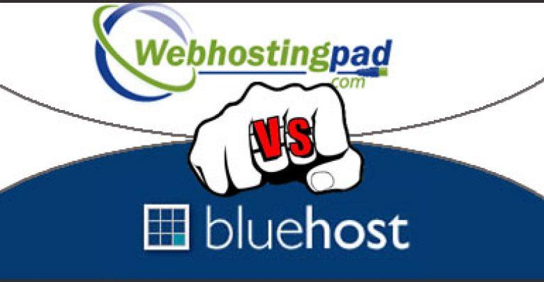 Photo of Comparison Between WebHostingPad vs BlueHost Companies