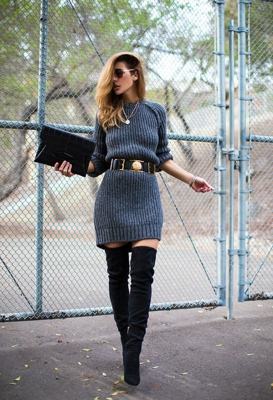 winter-sweaters-10-2 83+ Fall & Winter Office Outfit Ideas for Business Ladies 2020