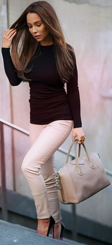 winter-sweaters-2-2 83+ Fall & Winter Office Outfit Ideas for Business Ladies 2020