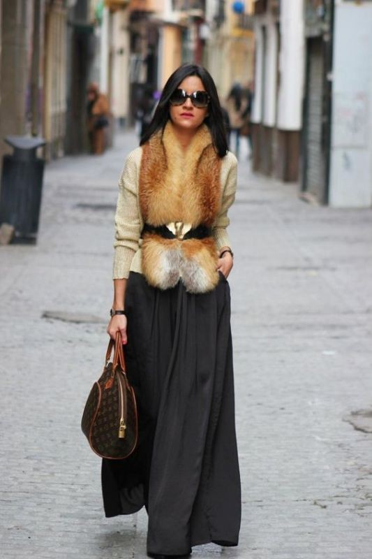 winter-sweaters-5-2 83+ Fall & Winter Office Outfit Ideas for Business Ladies 2020