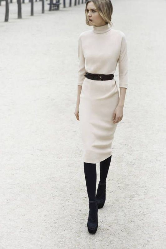 winter-sweaters-7-2 83+ Fall & Winter Office Outfit Ideas for Business Ladies 2020