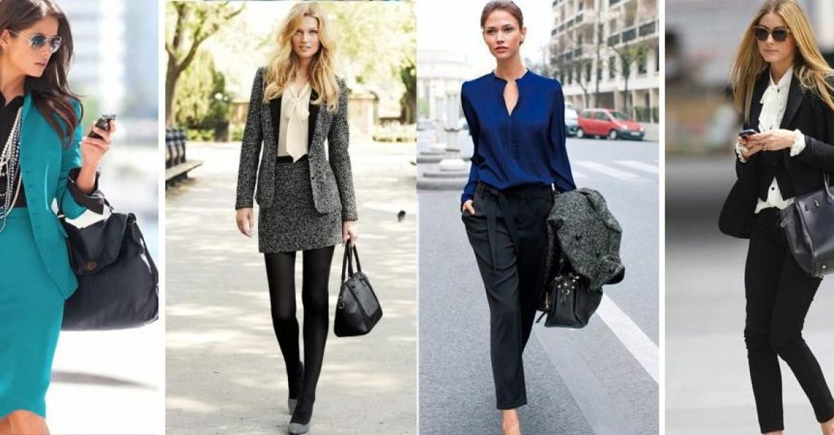 268ec7804df3 80 Elegant Work Outfit Ideas in 2019 | Pouted.com