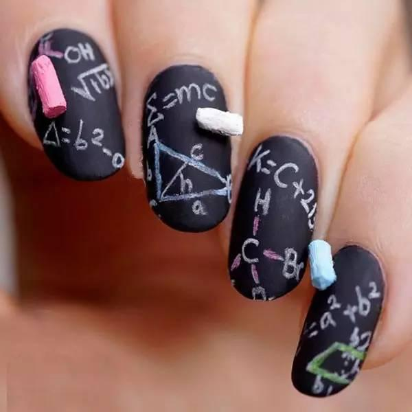 3D-nail-art-1 16+ Lovely Nail Polish Trends for Spring & Summer 2020