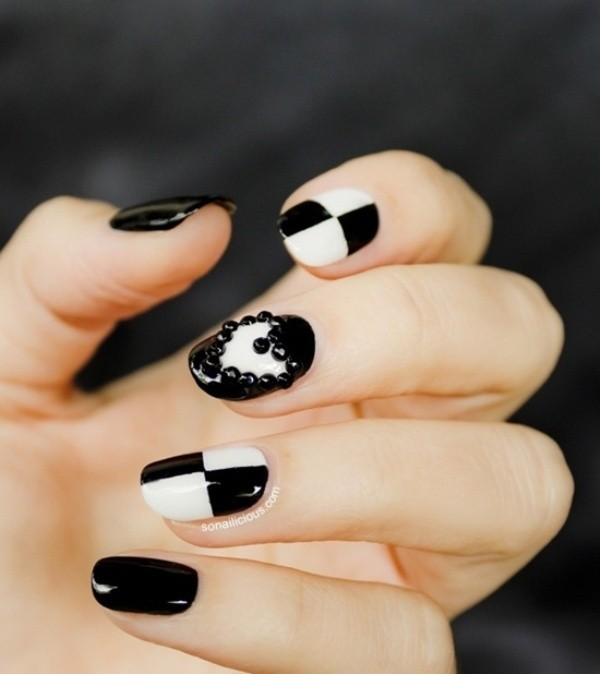 3D-nail-art 16+ Lovely Nail Polish Trends for Spring & Summer 2018