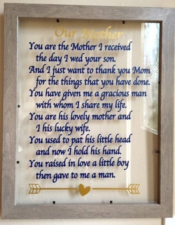 Amamzing-mother-in-law-gift-idea 35 Unexpected & Creative Handmade Mother's Day Gift Ideas