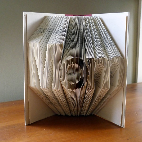 Creative-Mothers-Day-gift-idea-using-books 35 Unexpected & Creative Handmade Mother's Day Gift Ideas