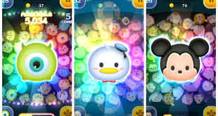 Tips to Earn Tsum Tsum Score Bubbles!