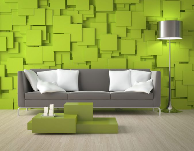 GEOMETRIC-SHAPES-wallpaper-675x524 The 15 Newest Interior Design Ideas for Your Home in 2018