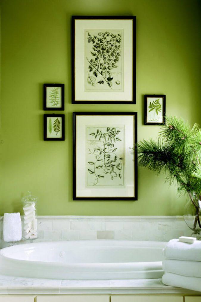 Green-decor-675x1012 15+ Latest Interior Design Ideas for Your Home in 2020