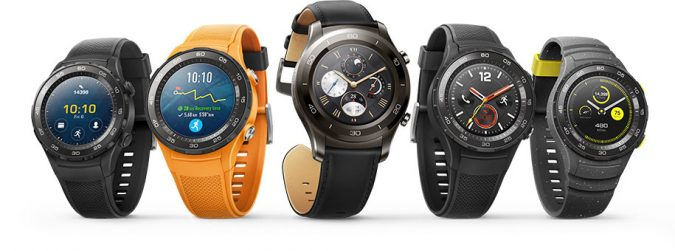 Huawei-Watch-2-Classic-675x251 5 Best Smartwatches For The Geek In You