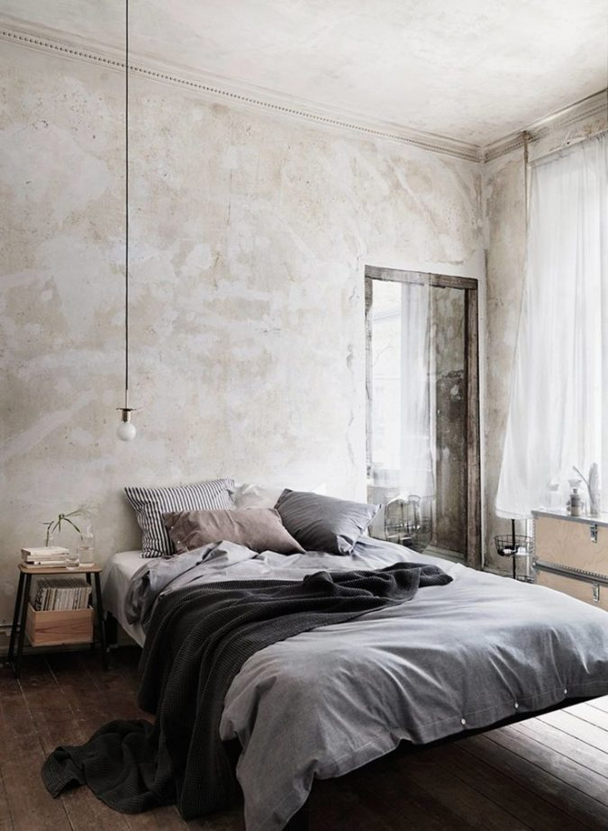 Industrial-Bedroom-Design-675x923 2018 Trending: 20 Bedroom Designs to Watch for in 2018