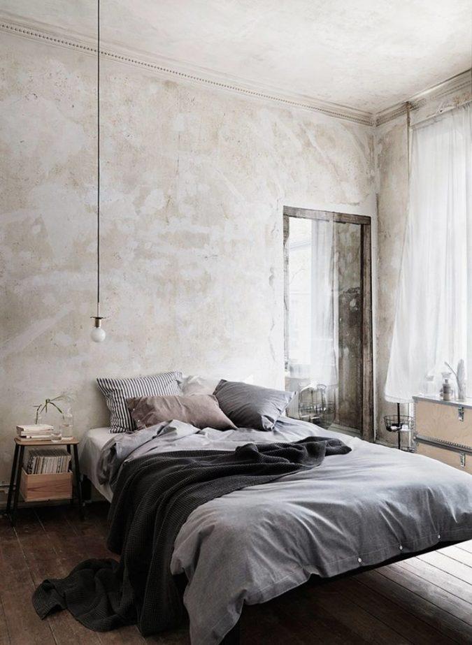 Industrial-Bedroom-Design-675x923 2018 Trending: 20 Bedroom Designs to Watch for in 2018