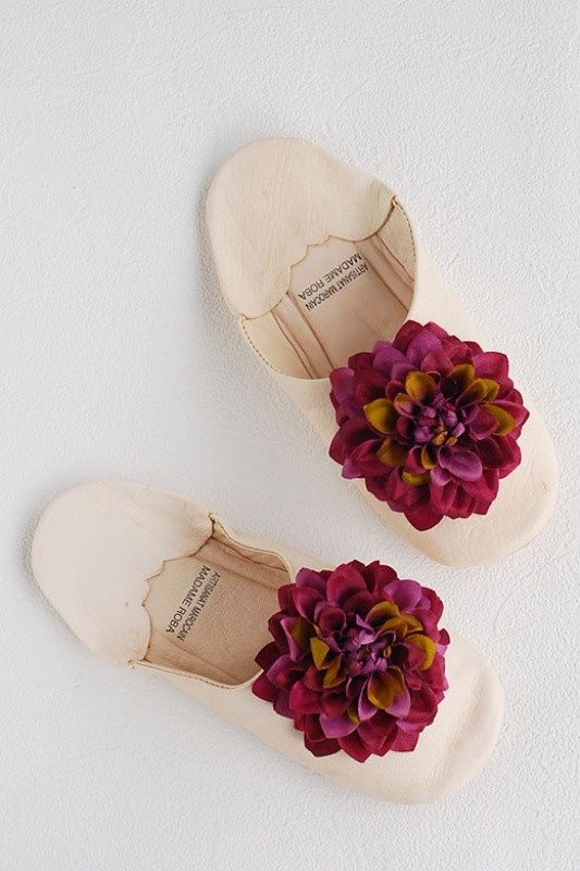 Moroccan-slippers 11+ Catchiest Spring / Summer Shoe Trends for Women 2020