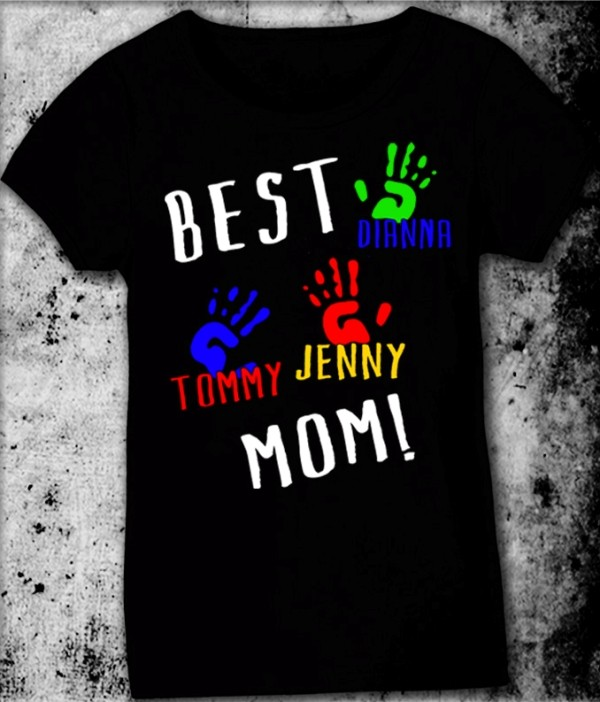 Mothers-Day-T-shirt-3 28+ Most Fascinating Mother's Day Gift Ideas
