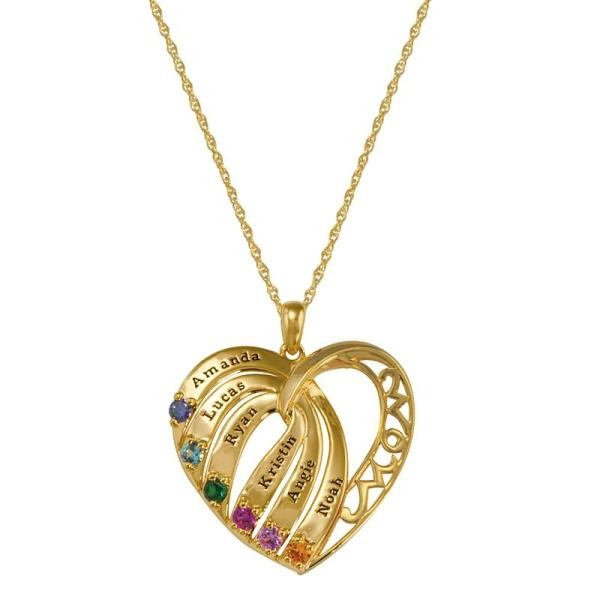Mothers-Day-jewelry-8 28+ Most Fascinating Mother's Day Gift Ideas