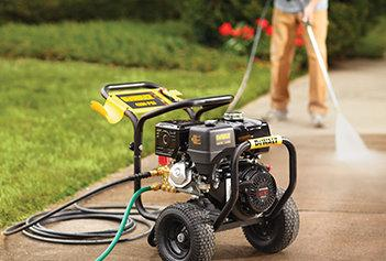 Pressure-Washer 5 Commercial Cleaning Equipments that Makes the Job Much Easier