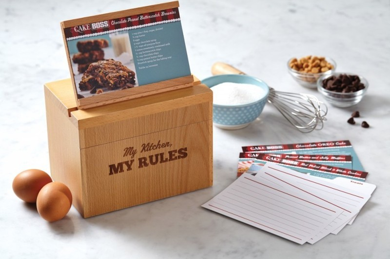 Recipe-Box-1-1 28+ Most Fascinating Mother's Day Gift Ideas