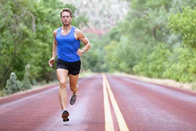 Running-675x450 How To Get In Shape – A Beginner's Guide