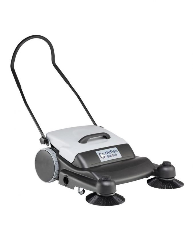 Sweeper-675x841 5 Commercial Cleaning Equipments that Makes the Job Much Easier