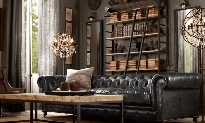 VINTAGE-interior-design-2-675x405 The 15 Newest Interior Design Ideas for Your Home in 2018