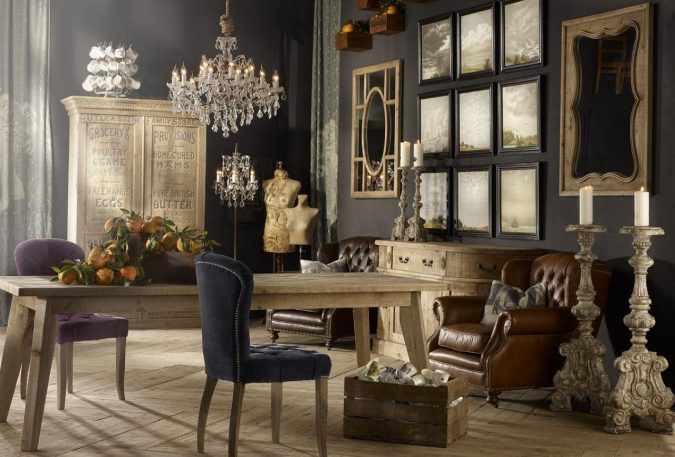 Vintage-Interior-design-Living-room-675x457 15+ Latest Interior Design Ideas for Your Home in 2020