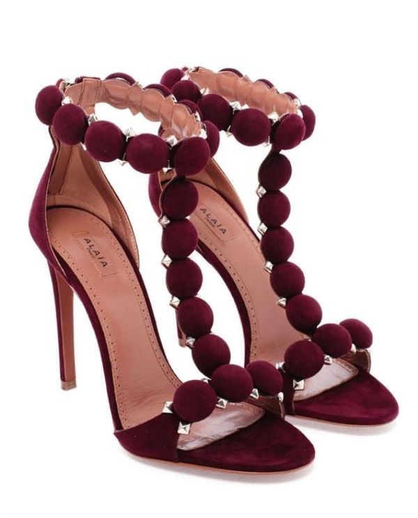 ankle-strap-shoes-18 11+ Catchiest Spring / Summer Shoe Trends for Women 2020