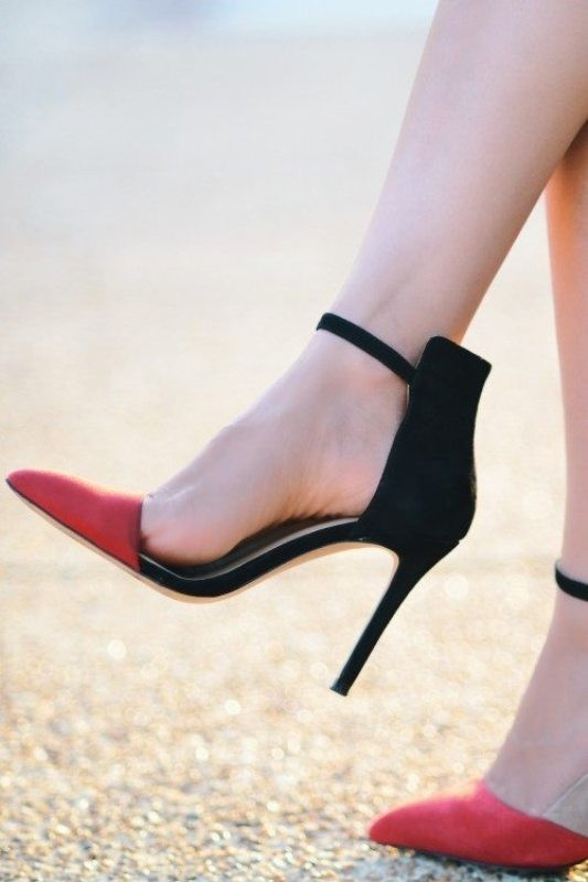 ankle-strap-shoes-2 11+ Catchiest Spring / Summer Shoe Trends for Women 2020