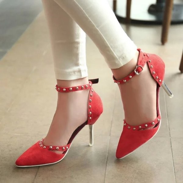 ankle-strap-shoes-22 11+ Catchiest Spring & Summer Shoe Trends for Women 2018