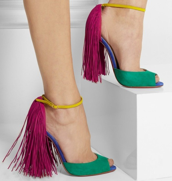 ankle-strap-shoes-23 11+ Catchiest Spring / Summer Shoe Trends for Women 2020
