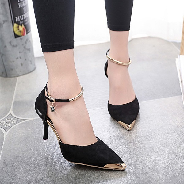 ankle-strap-shoes-26 11+ Catchiest Spring & Summer Shoe Trends for Women 2018