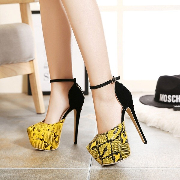 ankle-strap-shoes-27 11+ Catchiest Spring / Summer Shoe Trends for Women 2020