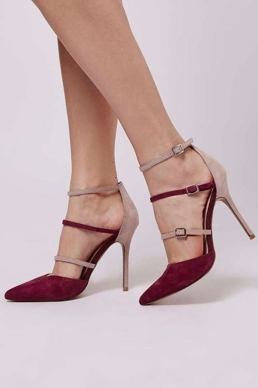 ankle-strap-shoes-3 11+ Catchiest Spring / Summer Shoe Trends for Women 2020