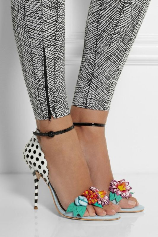 ankle-strap-shoes-5 11+ Catchiest Spring & Summer Shoe Trends for Women 2018