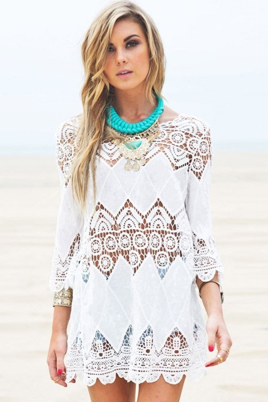beach-cover-ups-2 18+ HOTTEST Swimsuit Trends for Summer 2020