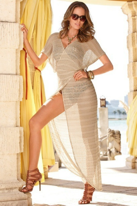 beach-cover-ups-3 18+ HOTTEST Swimsuit Trends for Summer 2020