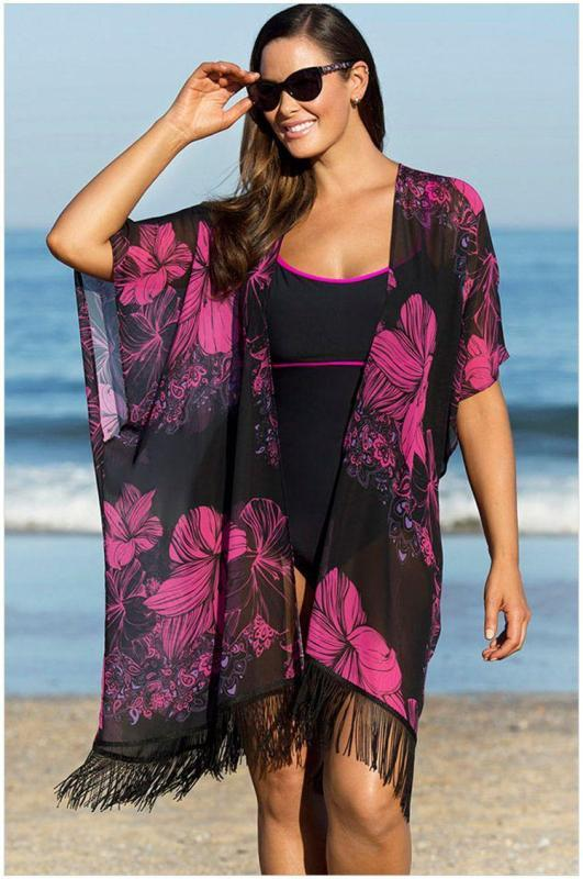 beach-cover-ups-4 18+ HOTTEST Swimsuit Trends for Summer 2020