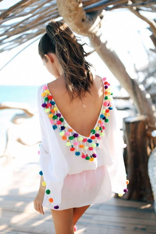 beach-cover-ups-5 18+ HOTTEST Swimsuit Trends for Summer 2017
