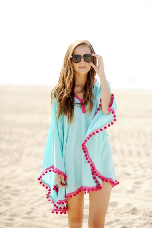 beach-cover-ups-6 18+ HOTTEST Swimsuit Trends for Summer 2018