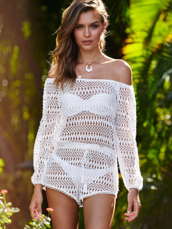beach-cover-ups-9 18+ HOTTEST Swimsuit Trends for Summer 2020
