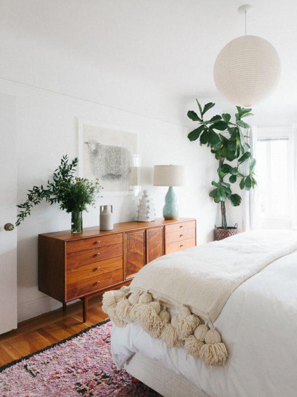 bedroom-interior-design-Clean-Mid-Century-Design 2018 Trending: 20 Bedroom Designs to Watch for in 2018