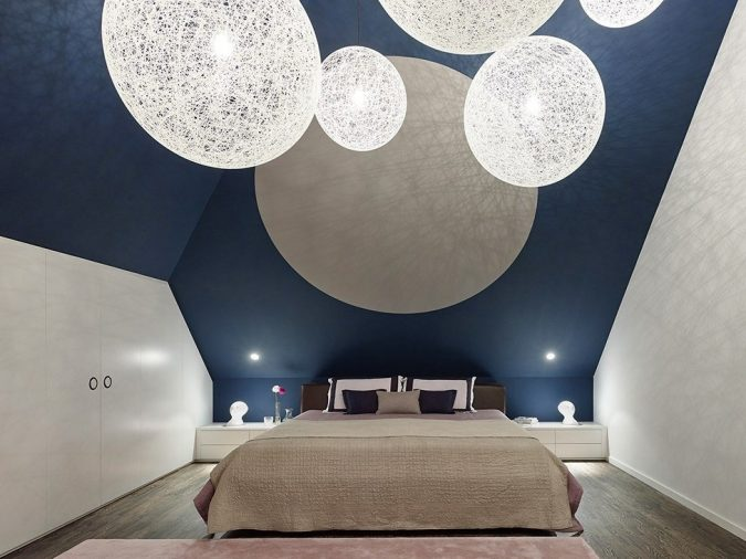 bedroom-interior-design-Geometric-shapes-2-675x506 2018 Trending: 20 Bedroom Designs to Watch for in 2018