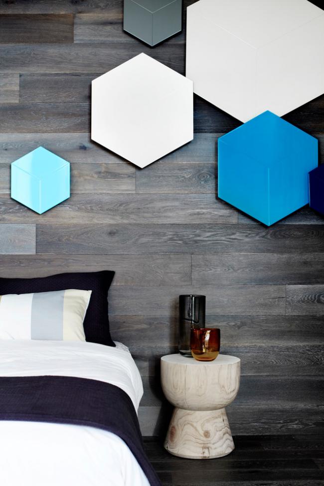 bedroom-interior-design-Geometric-shapes >> Trending: 20 Bedroom Designs to Watch for in 2020