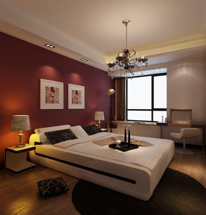 bedroom-interior-design-Romantic-Vibes-675x706 2018 Trending: 20 Bedroom Designs to Watch for in 2018
