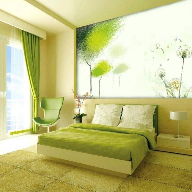 bedroom-interior-design-green-675x675 2018 Trending: 20 Bedroom Designs to Watch for in 2018