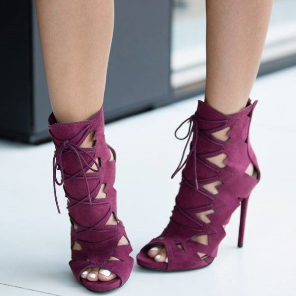 breathable-shoes-24 11+ Catchiest Spring / Summer Shoe Trends for Women 2020