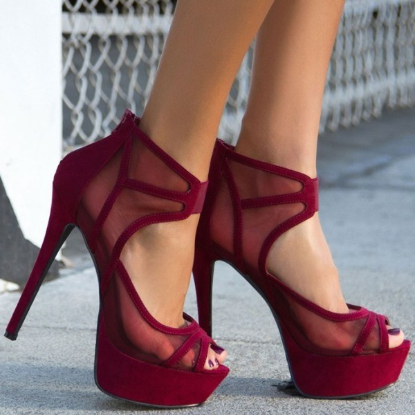 breathable-shoes-30 11+ Catchiest Spring / Summer Shoe Trends for Women 2020