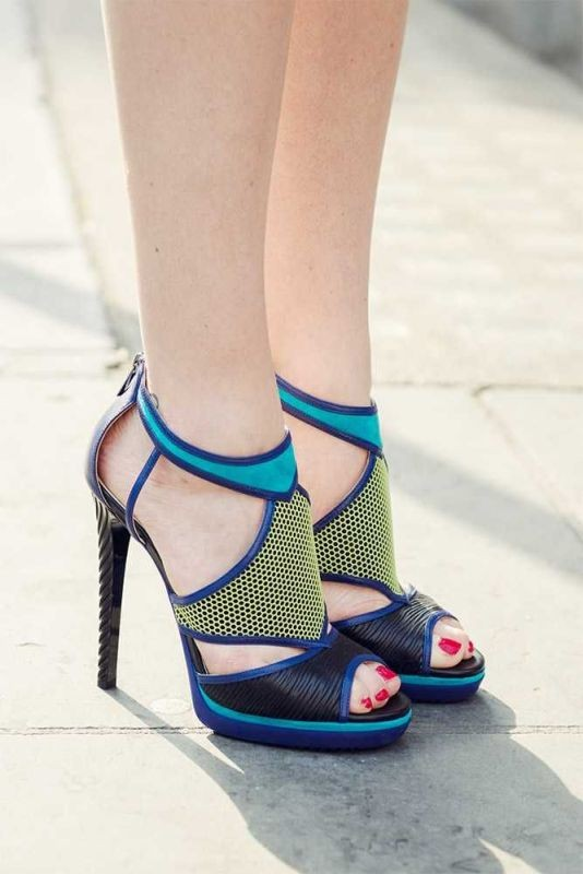 breathable-shoes-7 11+ Catchiest Spring / Summer Shoe Trends for Women 2020
