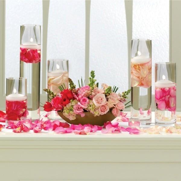 candle-wedding-centerpieces-18 79+ Insanely Stunning Wedding Centerpiece Ideas
