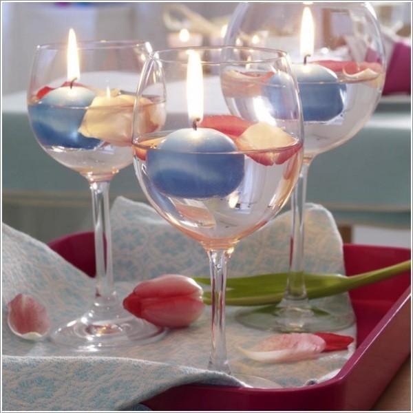 candle-wedding-centerpieces-20 79+ Insanely Stunning Wedding Centerpiece Ideas